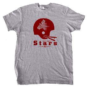 USFL Baltimore Stars Helmet Tee