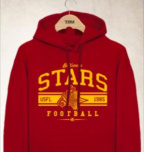 Baltimore Stars Logo Hoody