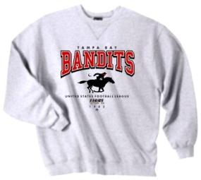 Tampa Bay Bandits USFL Crew