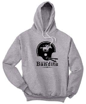 Tampa Bay Bandits Helmet Hoody