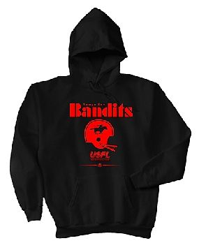 Tampa Bay Bandits Locker Hoody
