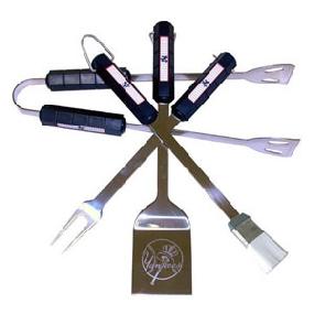 New York Yankees BBQ Tool Set