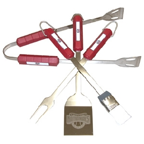 Washington Nationals BBQ Tool Set