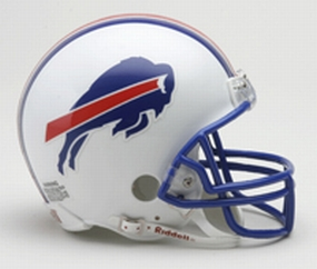 1976-1983 Buffalo Bills Throwback Mini Helmet