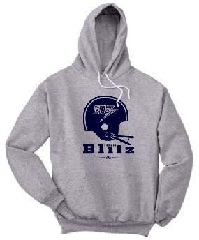 Chicago Blitz Helmet Hoody