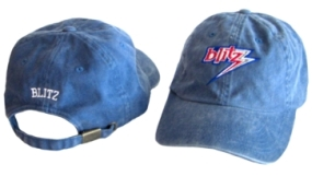 Chicago Blitz Adjustable Hat
