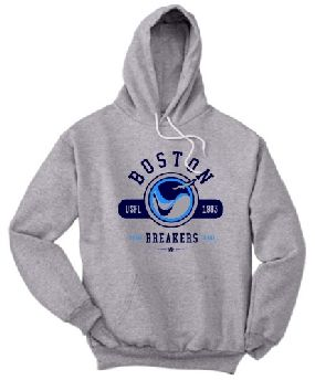 Boston Breakers USFL Oxford Hoody