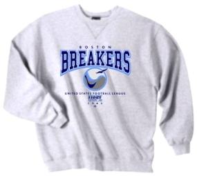 Boston Breakers USFL Crew
