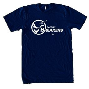 Boston Breakers Logo Tee