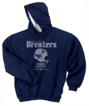 Boston Breakers USFL Fashion Hoody