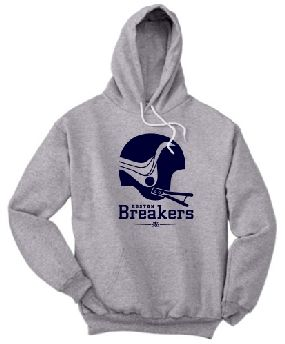 Boston Breakers Helmet Hoody