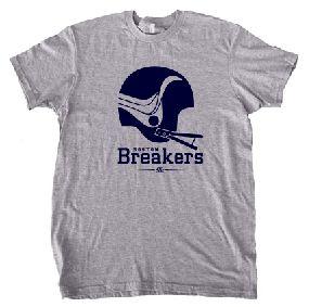 Boston Breakers Helmet Tee