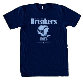 Boston Breakers Locker Tee
