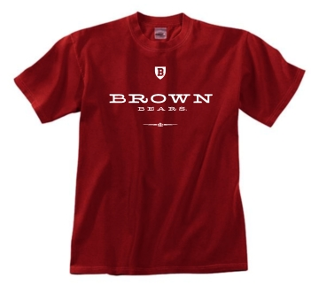 Brown Bears Commons Tee