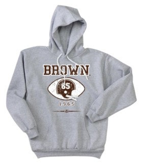 Brown Bears '65 Helmet Hoody