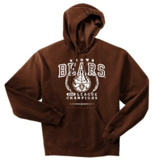 Brown Bears '85 Basketball League Champs Hoody