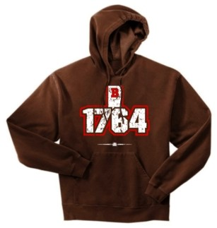 Brown Bears 1764 Hoody