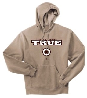 Brown Bears Fight Song Hoody