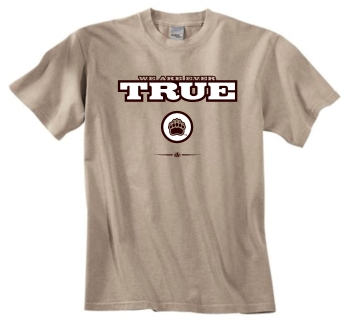 Brown Bears Fight Song Tee