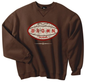 Brown Bears Pigskin Crew