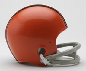 1962-1974 Cleveland Browns Throwback Mini Helmet