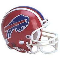 Riddell Buffalo Bills Full Size Replica Helmet