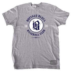 Buffalo Blues 1914 Vintage T-Shirt