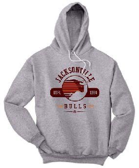Jacksonville Bulls Circle Hoody