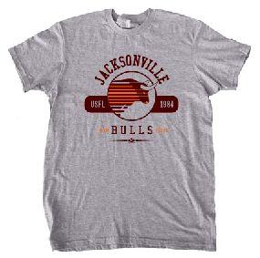 Jacksonville Bulls Circle Tee