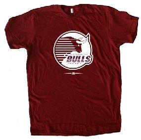 Jacksonville Bulls USFL Ringer T-Shirt