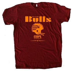 Jacksonville Bulls Locker Tee