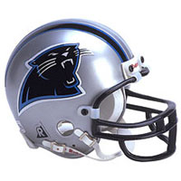 Riddell Carolina Panthers Full Size Replica Helmet