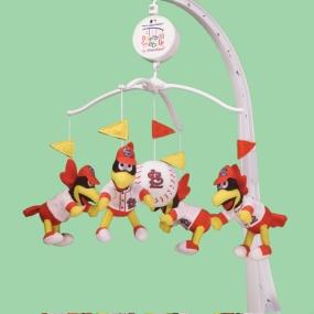 St. Louis Cardinals Mascot Mobile