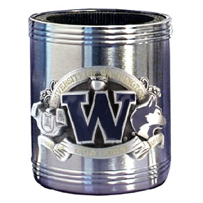 Washington Huskies Can Cooler