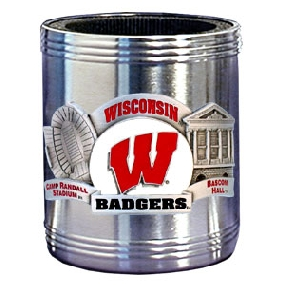 Wisconsin Badgers Can Cooler