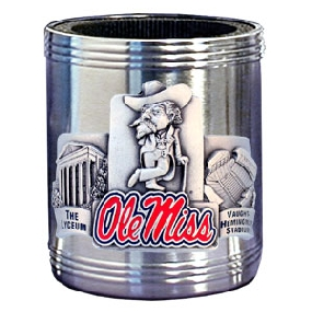 Mississippi Rebels Can Cooler