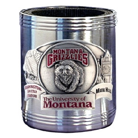 Montana Grizzlies Can Cooler