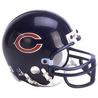 Riddell Chicago Bears Full Size Replica Helmet