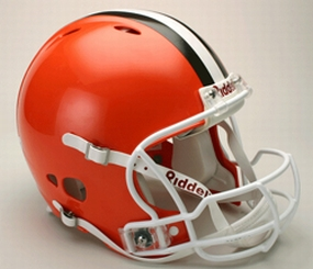 Cleveland Browns Full Size Revolution Helmet