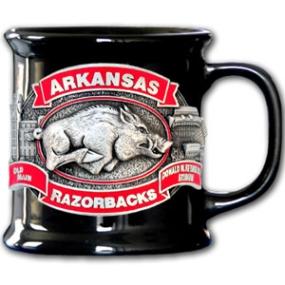 Arkansas Razorbacks VIP Coffee Mug
