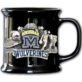 Michigan Wolverines VIP Coffee Mug