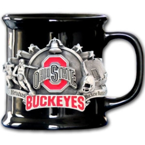 Ohio State Buckeyes VIP Coffee Mug