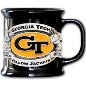 Georgia Tech Yellow Jackets VIP Coffee Mug