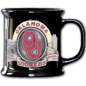 Oklahoma Sooners VIP Coffee Mug