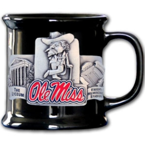 Mississippi Rebels VIP Coffee Mug