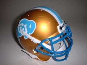 1982 Colorado Buffaloes Throwback Mini Helmet