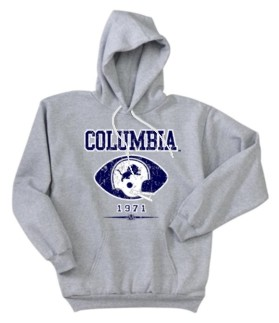 Columbia Lions '71 Helmet Hoody