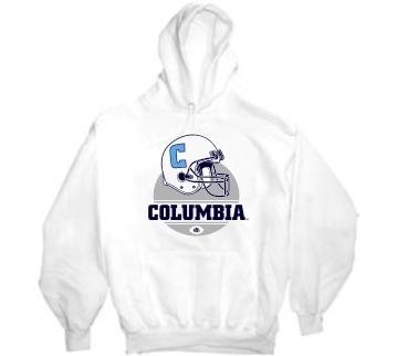 Columbia Lions Modern Helmet Hoody