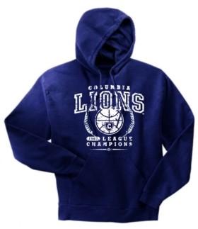 Columbia Lions '67 Basketball League Champs Hoody