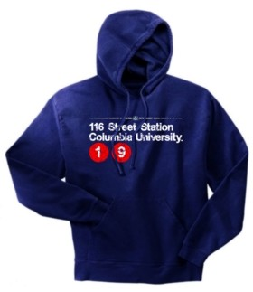 Columbia Lions Subway Hoody
